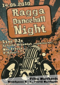 ragga dancehall filou web klein2 212x300 Ragga Dancehall Night Live outta Filou, Murrhardt/Germany at May 14, 2010